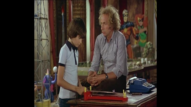 Хорошее знание детской психологии Игрушка 1976 отрывок сцена момент