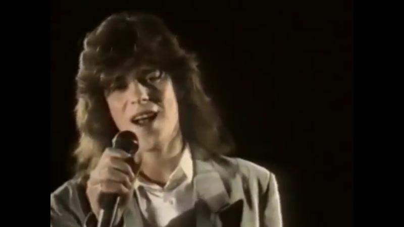 Женя Белоусов - Девочка моя синеглазая. Видеоклип (1988)