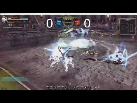 Pro Gladiator (Мирсайд) vs Silver Hunter (HimutoLee) 95 cap PvP Best of 3