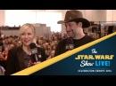 Ashley Eckstein and Dave Filoni Interview Star Wars Celebration Europe 2016