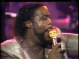 BARRY WHITE - LET THE MUSIC PLAY - LIVE PARIS