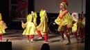 Империя Танца Светлогорск. Танец цыплят.