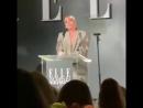 Леди Гага о Кристиане Карино на Women in Hollywood Лос Анджелес 15 10 2018