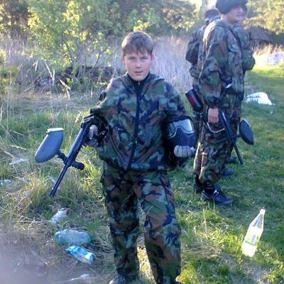 Сергей Захаров, 5 декабря 1999, Нижний Ломов, id140640690