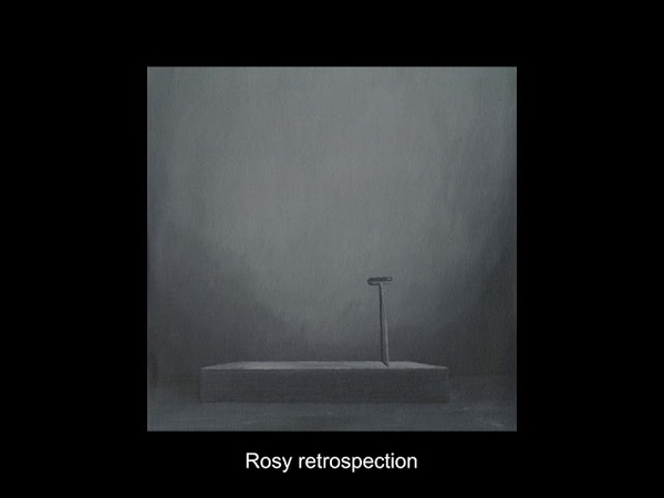 The Caretaker - Persistent repetition of phrases