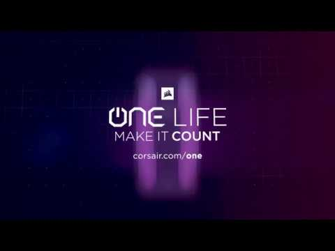 CORSAIR ONE i160 i140 - ONE Life, Make It Count
