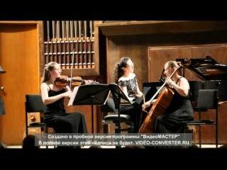 �.����������,�.������������,�.�������� �.����� Piano Trio No.2, Op.87 IV �.
