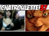 CHATROULETTE #37 I Demons Effects Cap.8º + Broma Chucky Reacción Sustos
