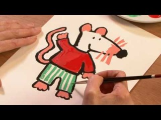 How Maisy Mouse was created - Waterstone's