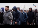 6 апреля 2017 Сбор резервистов ДНР. Получение оружия. 06.04.2017