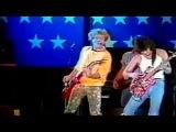 Sammy Hagar &amp Eddie Van Halen - Rock'n' Roll (Live from Farm Aid 1985)