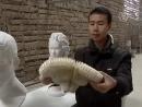 Растягивающиеся СКУЛЬПТУРЫ из БУМАГИ китайского дизайнера покоряют мир