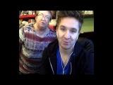 (18+) ПОКАЗАЛА КИСКУ !!! Кейт Клэп - TheKateClapp случайно показала свою киску на вэб камеру)) +18