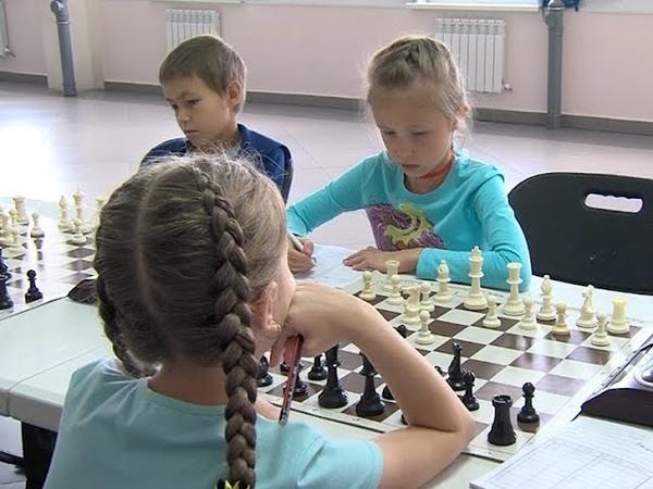 Юные шахматисты из Марий Эл сражаются за звание чемпиона республики