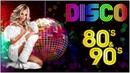 Retro 80s 90s Italo Disco Hits - Best Disco Songs all time Modern Disco Mix