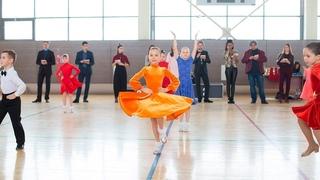 Чернухина Алина - конкурс по бальным танцам 3.02.2019