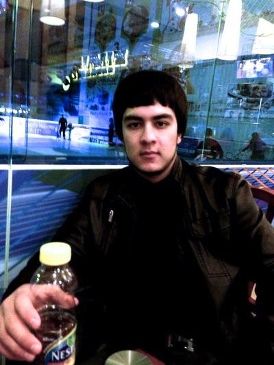 Шахан Тагиев, 12 ноября 1994, Харьков, id189758487