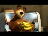 Сборка Маша и медведь 21-25 серии