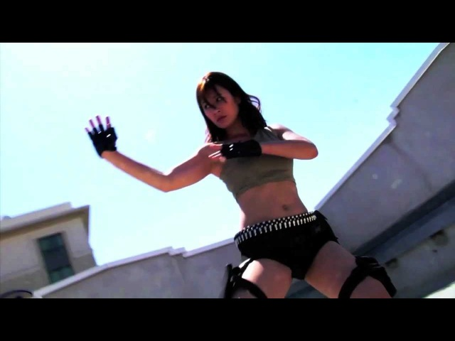 Stabb3d by GirL Presents Anna Ranoso in Special Female agent Fight