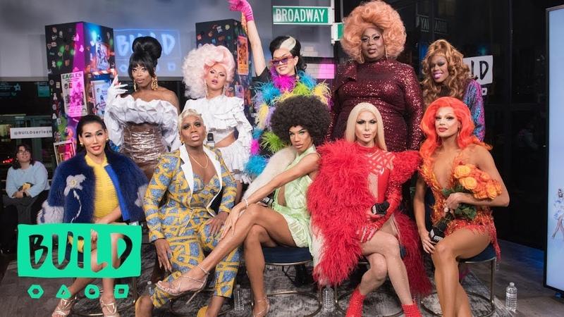 The Queens Of RuPauls Drag Race All Stars Dish Season 4 w Carson Kressley