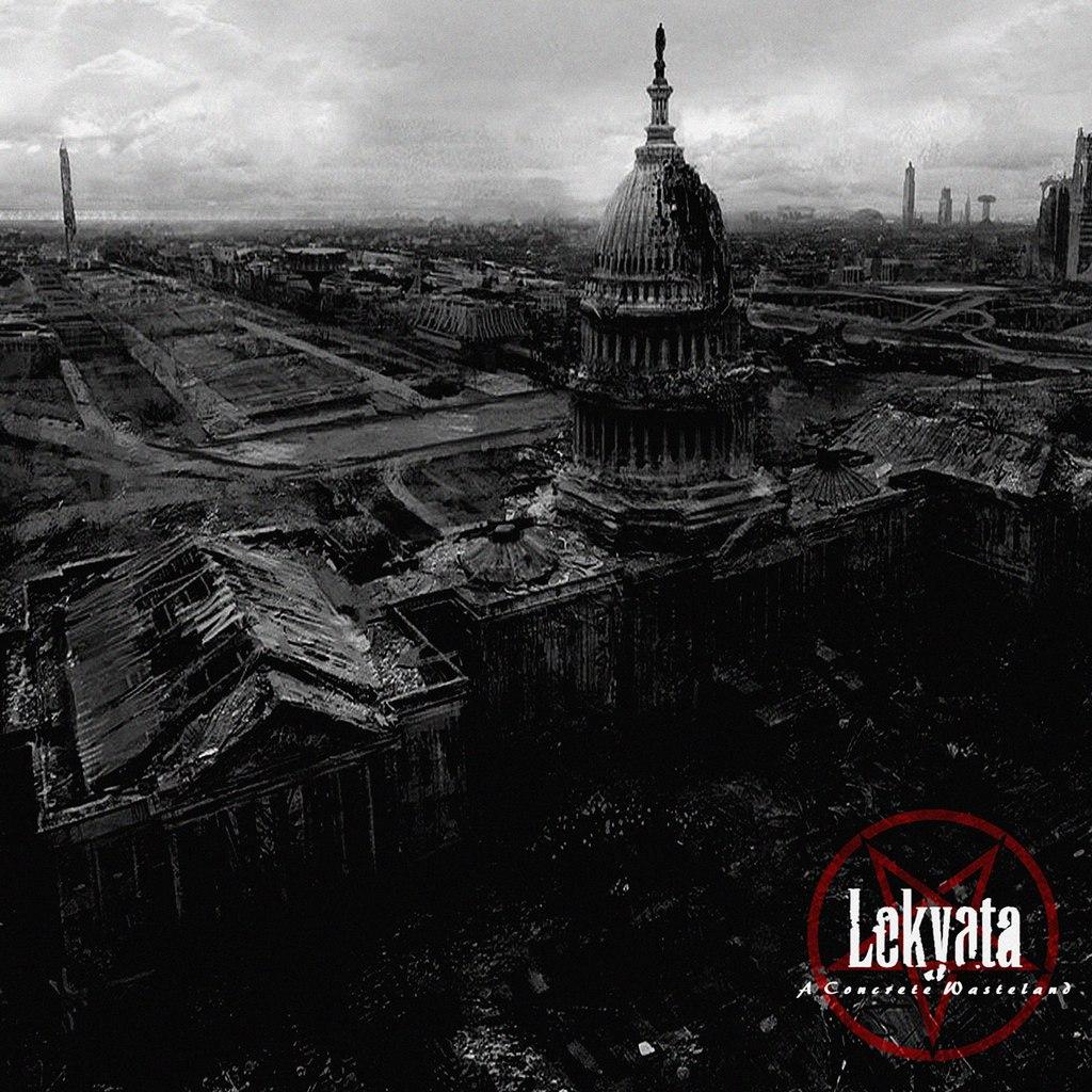 Lokyata - A Concrete Wasteland (2015)