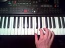 Tutorial Organ Solo - BURN Deep Purple enzolizziJR