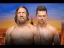 """The Awesome One"" Miz vs ""The Submission Specialist"" Daniel Bryan SummerSlam 2018"