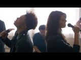 Fake Love by Drake - Rebecca Black &amp Josh Levi LIVE Cover