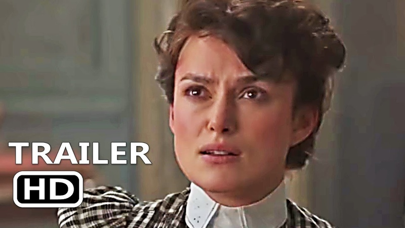 COLETTE Official Trailer (2018) Keira Knightley Movie
