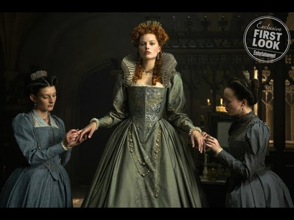 Трейлер (eng) - MARY QUEEN OF SCOTS (Мария — королева Шотландии) (2019)