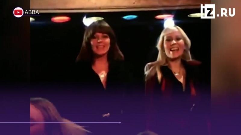 Шведский поп квартет ABBA готовит новые хиты