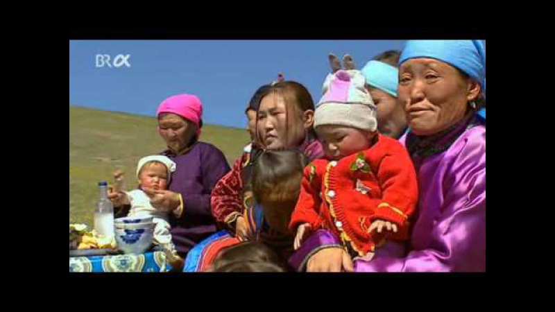 Reinhold Messner in der Mongolei - Bei den Tuwa-Nomaden