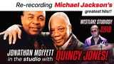 Jonathan Moffett in the Studio with Quincy Jones (2018)!!