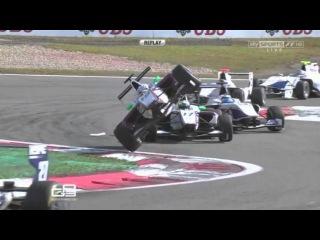 GP3 2013 - Nürburgring - Epic Slow Motion