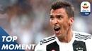 Mandžukić Goal Confirms 3 Points! Juventus 2-0 Lazio Top Moment Serie A