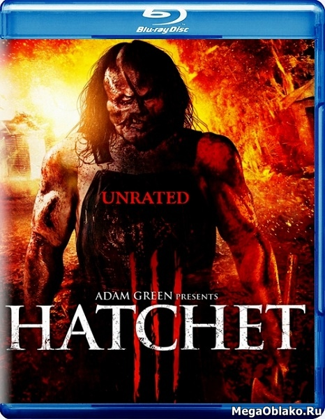 Топор 3 / Hatchet III [UNRATED] (2013/BDRip/HDRip)
