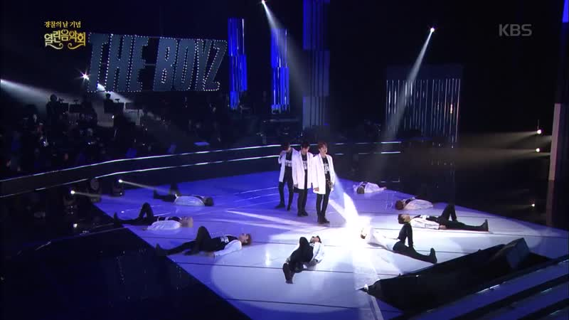 The Boyz Righthere @ Open Concert 181021