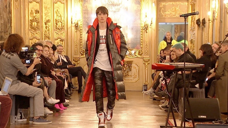 Philipp Plein Fall Winter 2019 2020 Full Fashion Show Menswear