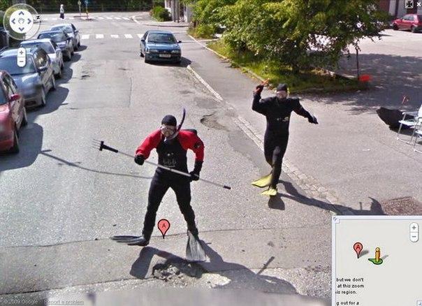 Когда в твой город приезжает Гугломобиль