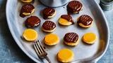 How to make JAFFA CAKES Vegan Christmas Edible Gifts