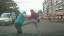 Драки и разборки на дорогах - Подборка