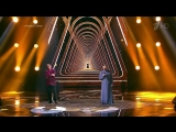 Иеромонах Фотий и Григорий Лепс Лабиринт - Финал - Голос - Сезон 4
