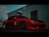 SLRR | Nissan silvia s14 (рукожопим)