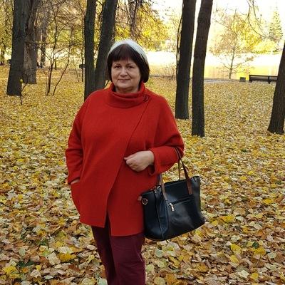Галина Ветрова