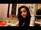 милая девушка на кухне нереально круто поет!!! Melissa Elle   Elle