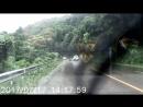 В Таиланде цементовоз попал в аварию из-за скользкой дороги