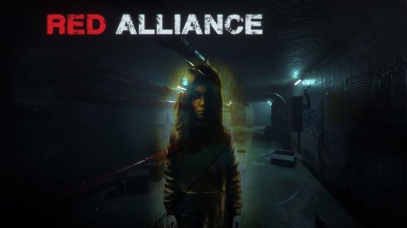 Red Alliance 1 Обзор первый взгляд на русском Шутер с элементами хоррор Игра 2018