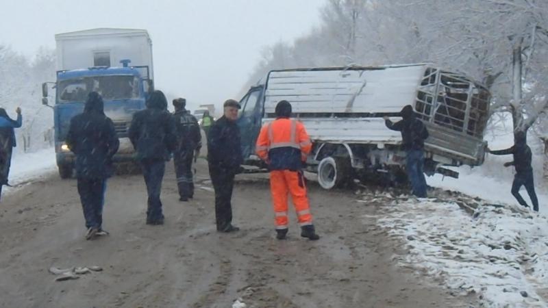 ДТП в Арзгирском районе-2