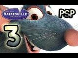 Ratatouille ~ The Movie ~ Game (PSP) Walkthrough Part 3 100 Fountain Test