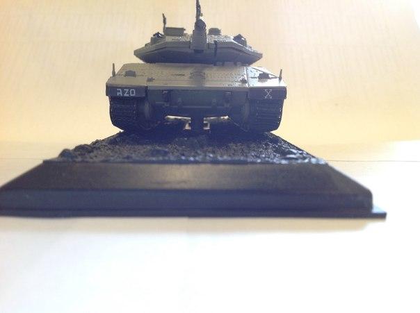 Танки Мира Коллекция №4 Меркава Mk IV